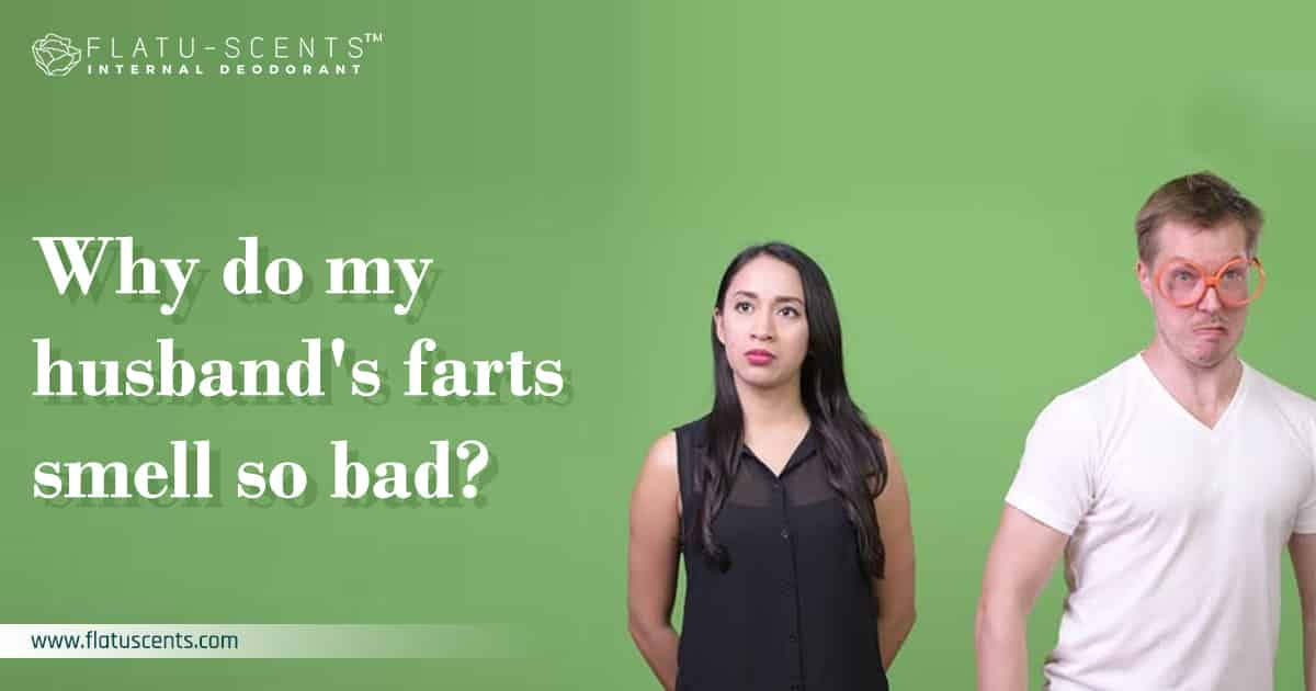 scented fart pills